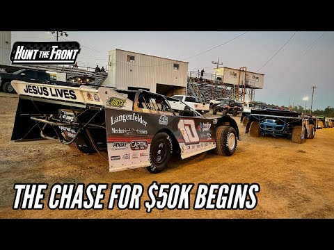 Off to a Hot Start! Qualifying Night for the $50,000 to Win Super Bee 100 - dirt track racing video image