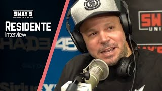 Residente on Making Music by Monitoring Brain Frequencies + Talks Political Climate in Puerto Rico