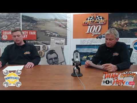 Talkin' Dirty Live! Episode 9 - Tyler Boniface - dirt track racing video image