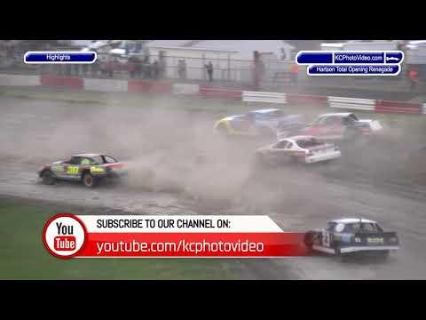 2021 Plattsburgh Airborne Speedway - Week 4 - Saturday, May 22, 2021 - Highlights - dirt track racing video image