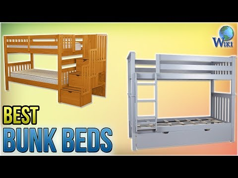 10 Best Bunk Beds 2018 - UCXAHpX2xDhmjqtA-ANgsGmw