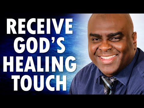 Receive Gods HEALING Touch - Morning Prayer