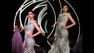 India Couture Week 2019: Diana Penty walks for Gaurav Gupta