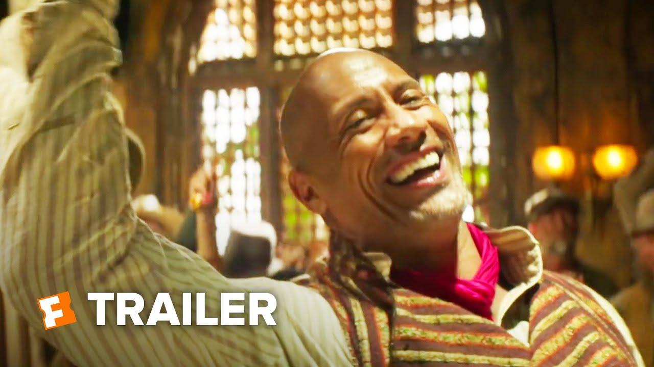 Jungle Cruise Skipper Frank Trailer (2021)   Movieclips Trailers