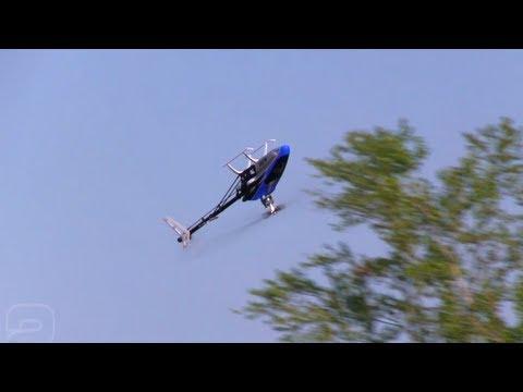 E-flite Blade 450X Review - Part 1, Intro and Flight - UCDHViOZr2DWy69t1a9G6K9A