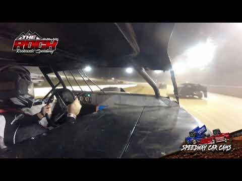 #1 Mike Casada - Mini Stock - Rockcastle Speedway - InCar Camera - dirt track racing video image