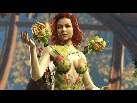 Injustice 2: Cheetah Poison Ivy and Catwoman Gameplay Reveal Trailer - UCKy1dAqELo0zrOtPkf0eTMw