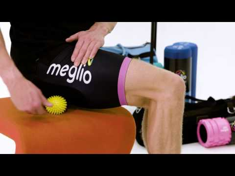 Workout Wednesday - Massaging your hamstring