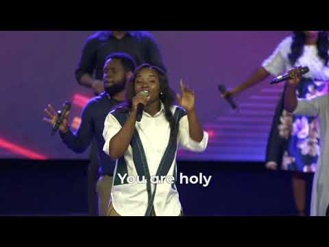 Electrifying Praise and Worship led by Kemisola with the Elevation Priests of Praise