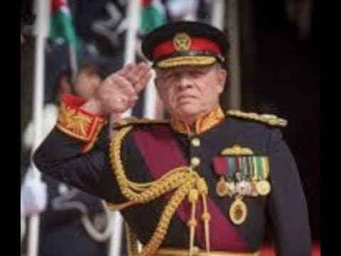 Breaking Jordan Fears Peace Plan Fallout