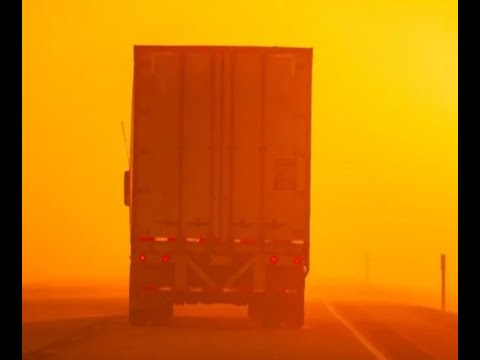 Breaking Apocalyptic Gorilla Dust Storms Cover Southwest America