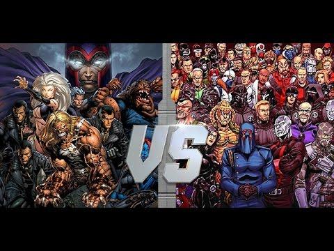 The Brotherhood of Evil Mutants vs Cobra - IGN's Super Team Tournament 2016 - UCKy1dAqELo0zrOtPkf0eTMw