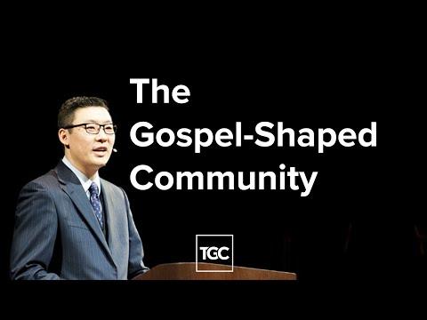 Stephen Um  The Gospel-Shaped Community
