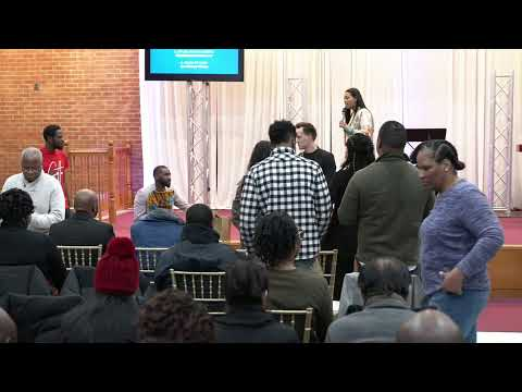 New York City Prophetic Conference Day 1