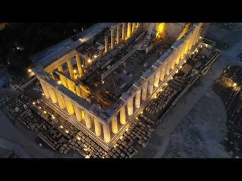 Acropolis via Drone - UCM5gbHADdY-fFB6lsH443wQ