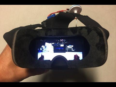 "hunter 5"" 5.8ghz fpv goggles---Gearbest - UC9l2p3EeqAQxO0e-NaZPCpA"