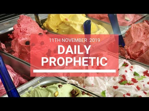 Daily Prophetic 11  November Word 6