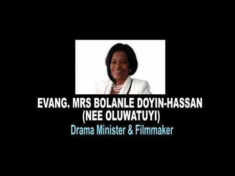 Evang. Mrs Bolanle Doyin-Hassan lives on!