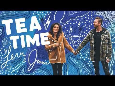 Tea Time with Levi and Jennie Lusko