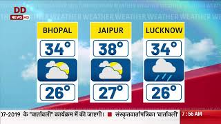 Weather Updates: Know the weather conditions across your city   13/07/2019