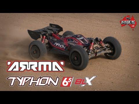 ARRMA Typhon 6S BLX V4 First Run - UCOfR0NE5V7IHhMABstt11kA