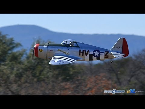 Hangar 9 P47D Thunderbolt 20cc - UCCX3Wz81Yx-FY9lOEn_O28w