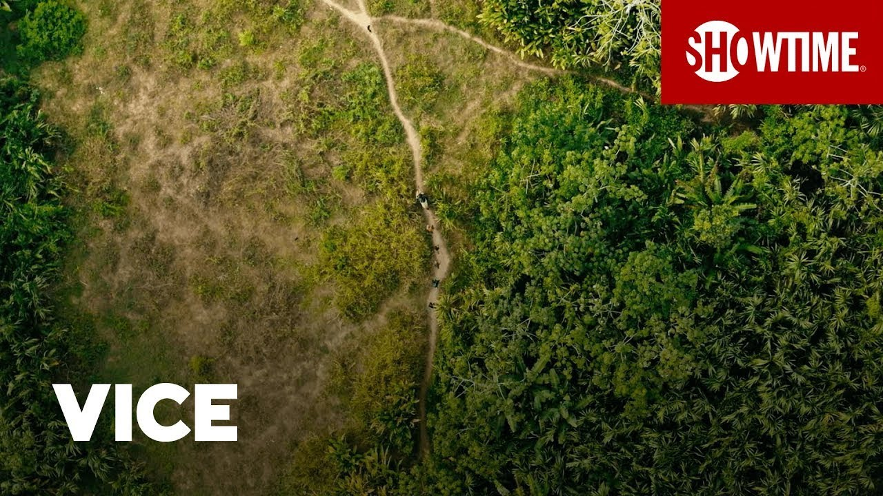 Following Migrants Through the World's Most Dangerous Jungle | VICE on SHOWTIME