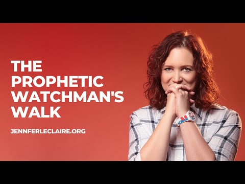 Walking in the Prophetic Watchman Anointing in the Nations with Dr. Sharon Stone