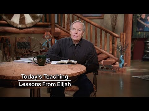 Lessons From Elijah: Week 3, Day 2 - Gospel Truth TV