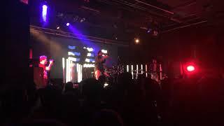 'Way Back Home' by Bag Raiders @ Metro Theatre, Sydney, Australia [9th August 2019] 'Horizons Tour'