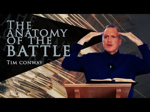 The Anatomy of The Battle - Tim Conway