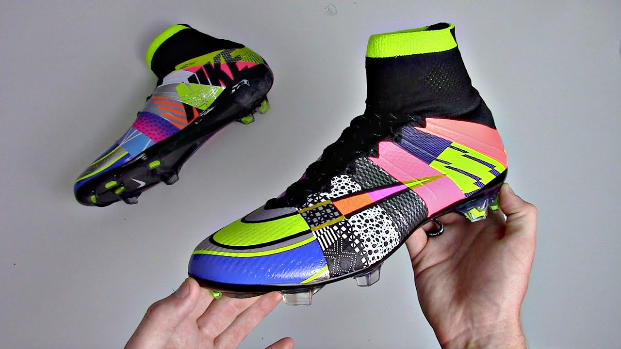 online store ae3c0 3c5c5 ... Special Edition Unboxing 2016 Nike Mercurial Superfly IV Boots mdp. ...