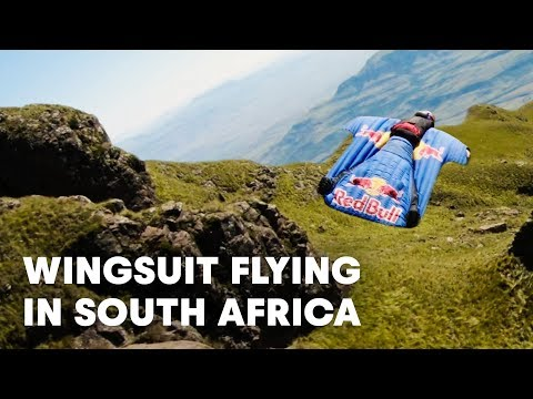 Red Bull Air Force BASE Jumps In South Africa - UCblfuW_4rakIf2h6aqANefA