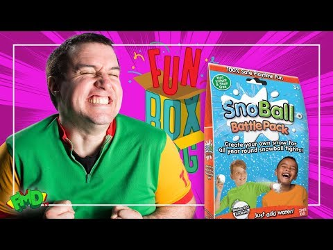 Snoballs in Summer?