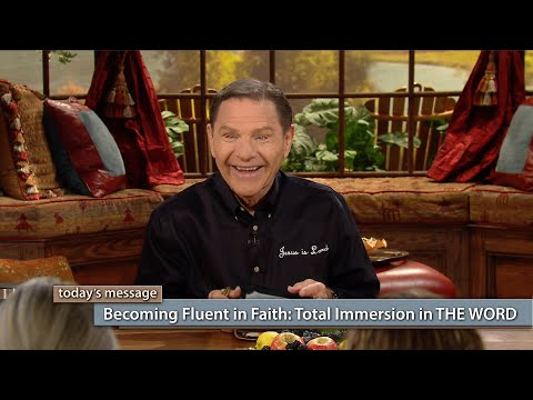 Becoming Fluent in Faith: Total Immersion in The WORD