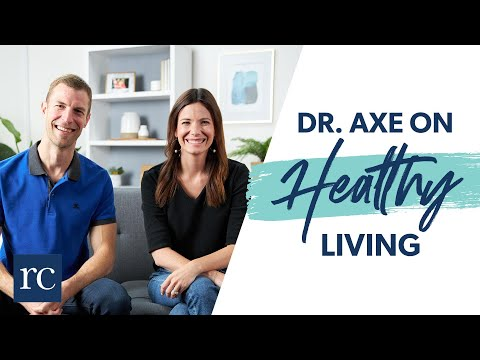 The Secrets to Living Healthy on a Budget with Dr. Axe