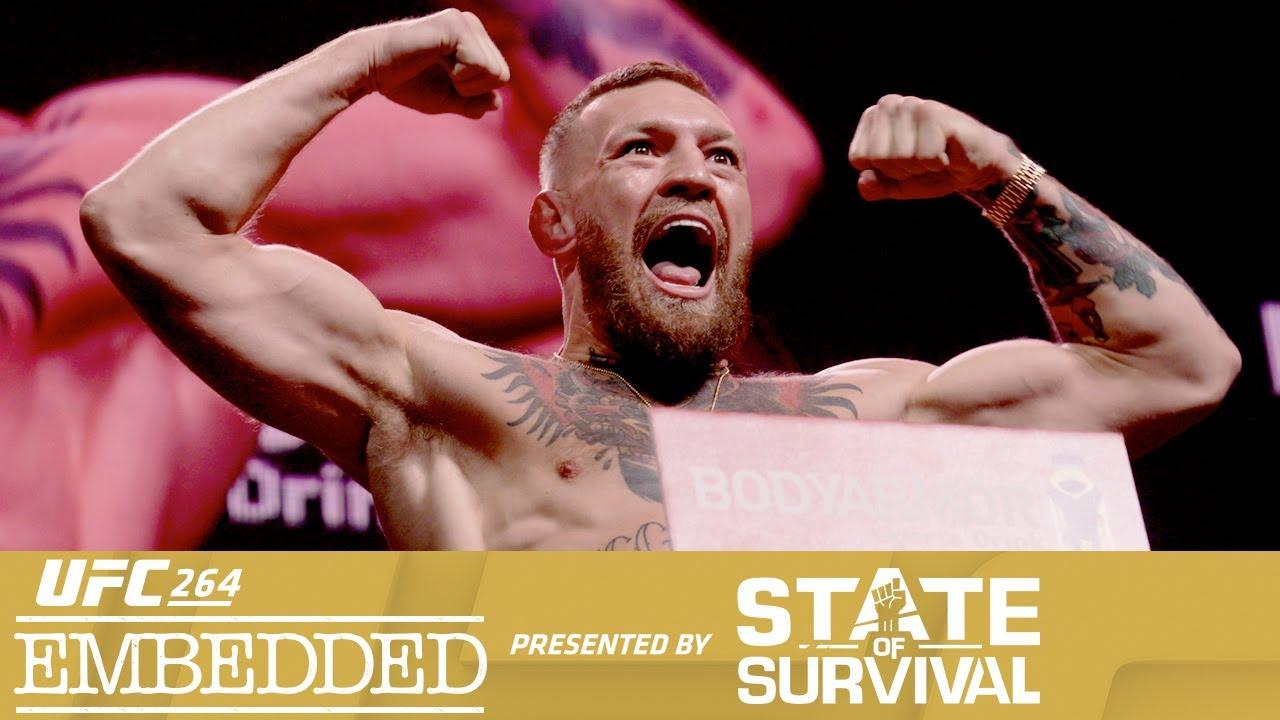 UFC 264 Embedded: Vlog Series – Episode 6