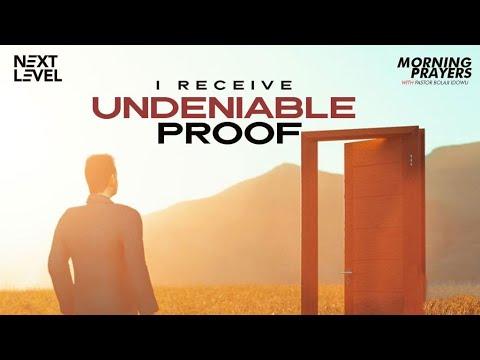 Next Level Prayers  I Receive Undeniable Proof   Pst Bolaji Idowu  17th August 2021