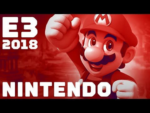 FULL Nintendo Direct Press Conference - E3 2018 - UCKy1dAqELo0zrOtPkf0eTMw