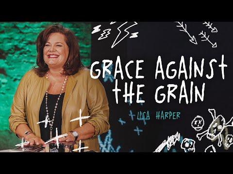 Grace Against The Grain  Lisa Harper