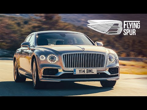 NEW Bentley Flying Spur: Road Review | Carfection 4K - UCwuDqQjo53xnxWKRVfw_41w