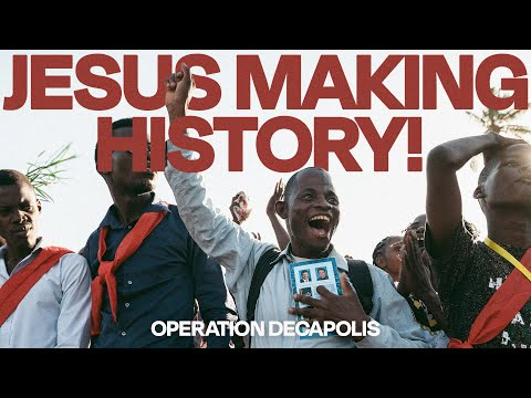 JESUS MAKING HISTORY!  Dar es Salaam, Tanzania  Night 1