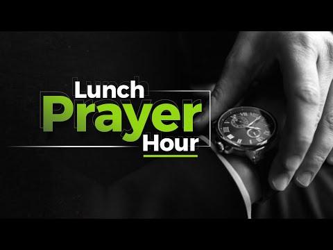 Lunch Prayer Hour  07-30-2021  Winners Chapel Maryland