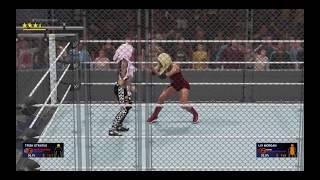 Summerslam Part 2| Steel Cage For Divas Championship | Liv Morgan V Trish Stratus