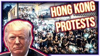 Hong Kong Protests and Why They're So Important