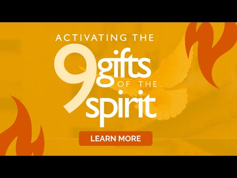 Moving in the Gifts of the Spirit  School of the Spirit