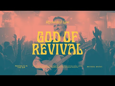 God of Revival - Brian Johnson