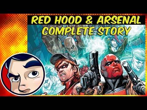 "Red Hood and Arsenal ""Joker's Daughter?"" - Complete Story | Comicstorian - UCmA-0j6DRVQWo4skl8Otkiw"