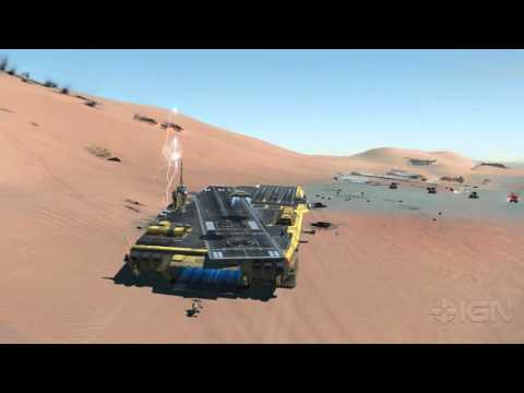 Homeworld: Deserts of Kharak Dev Commentary Preview Part 2 - UCKy1dAqELo0zrOtPkf0eTMw