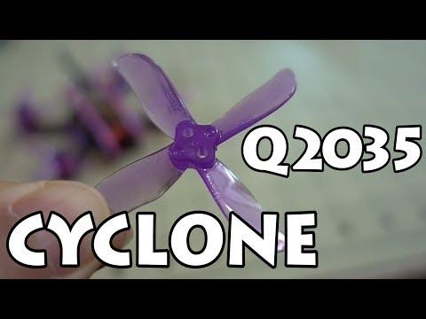 DAL CYCLONE Q2035C Prop Review 😀 - UCnJyFn_66GMfAbz1AW9MqbQ
